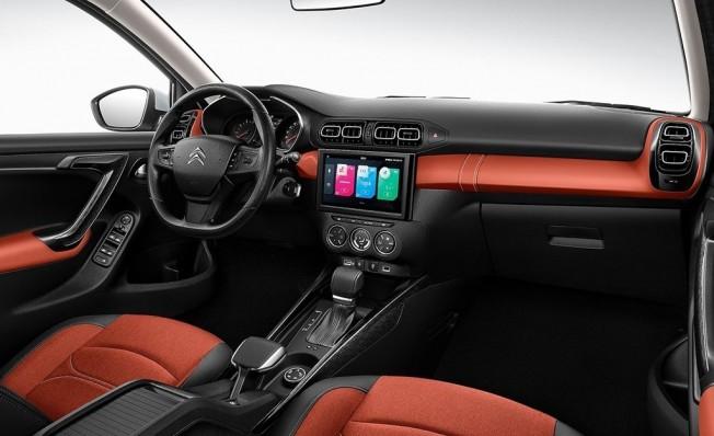 Citroën C3-XR 2019 - interior