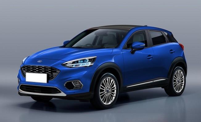 El Ford Fiesta se convierte en SUV: la foto que asusta a ...
