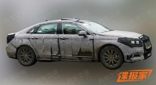 2015 - [Ford] Taurus VII - Page 2 Ford-taurus-china-facelift-fotos-espia-201953581_1