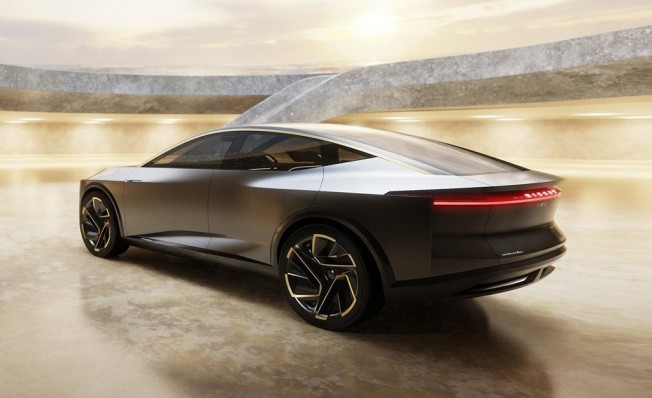 Nissan IMs Concept - posterior
