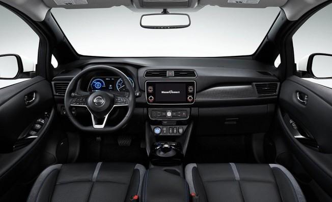 Nissan Leaf e+ - interior