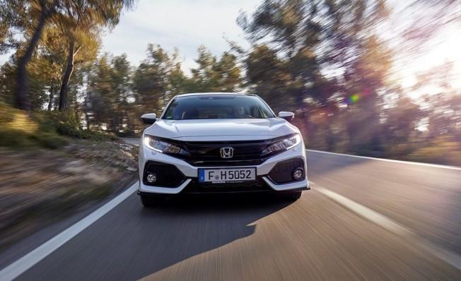 Honda Civic Dynamic Nav