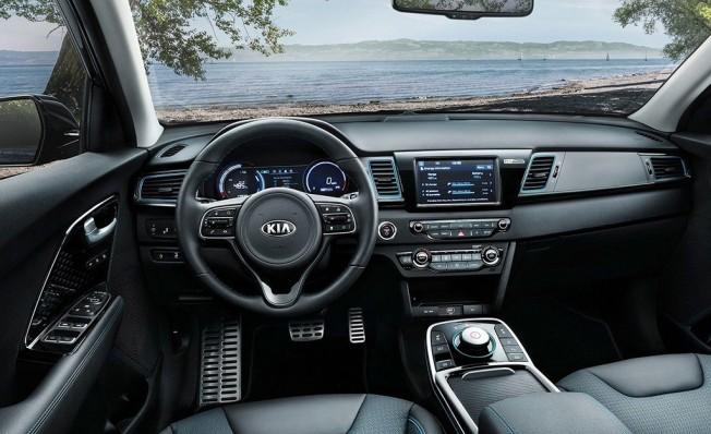 Kia e-Niro - interior