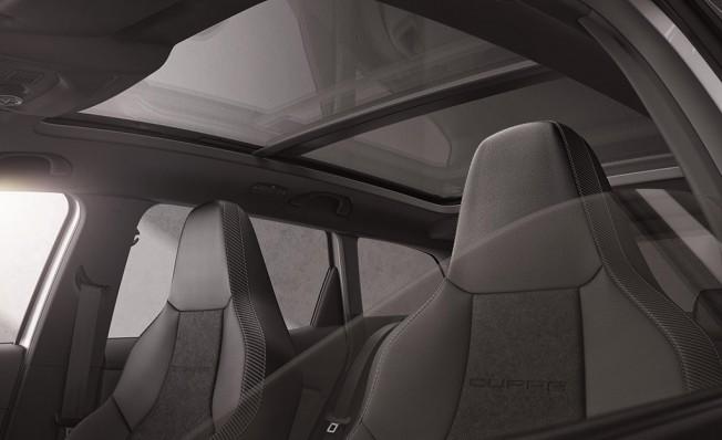 SEAT León ST Cupra R - interior