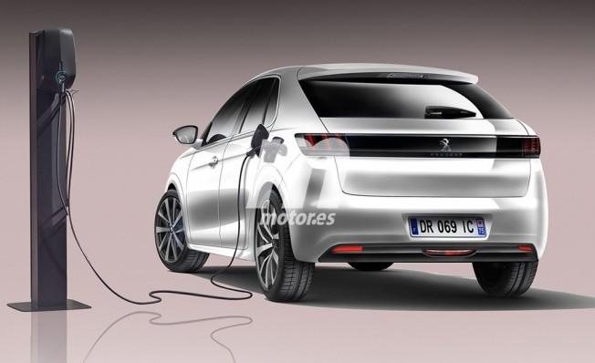 El Esperado Peugeot 208 Electrico Sera Una Realidad Este Ano 2019