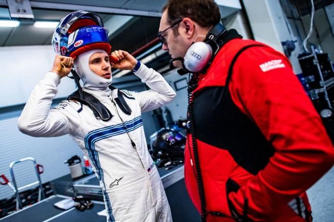 8061b28aaf Sirotkin se une al  rookie test  de Fórmula E con Mahindra