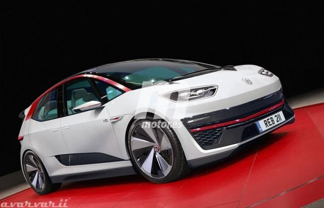 Exclusiva El Compacto Electrico De Volkswagen Id Contara Con Una