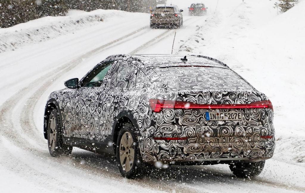 2020 Audi e-tron Sportback 18
