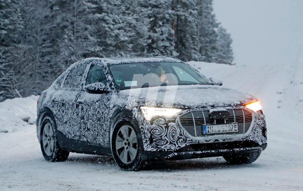 2020 Audi e-tron Sportback 20