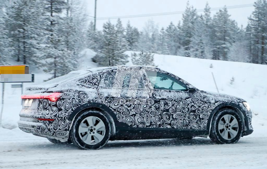 2020 Audi e-tron Sportback 23