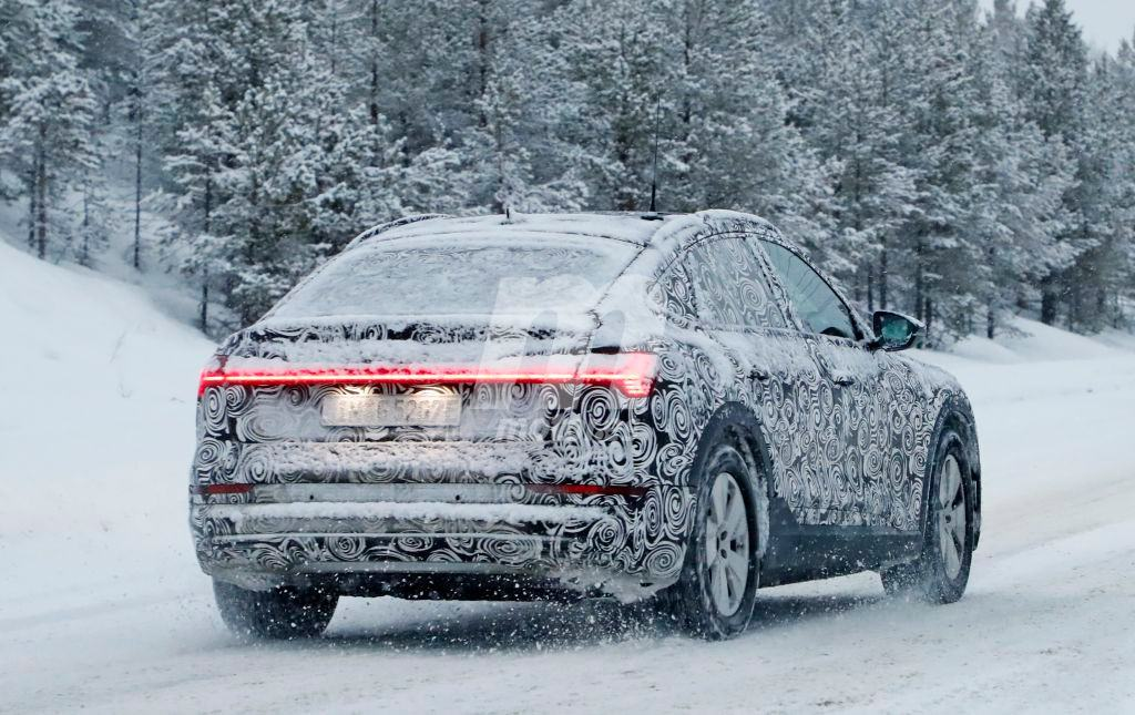2020 Audi e-tron Sportback 24