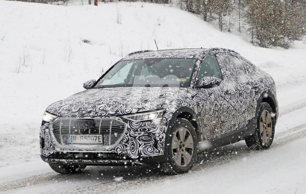 2020 Audi e-tron Sportback 11