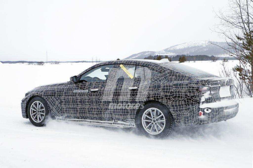 2021 BMW i4 35
