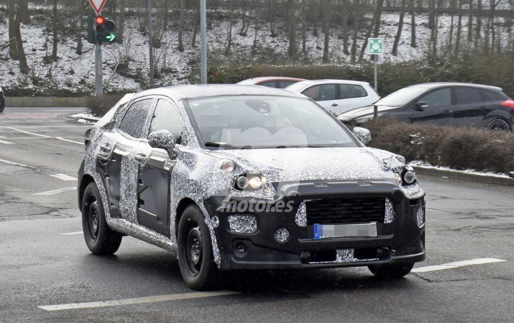 2020 Ford Puma 5