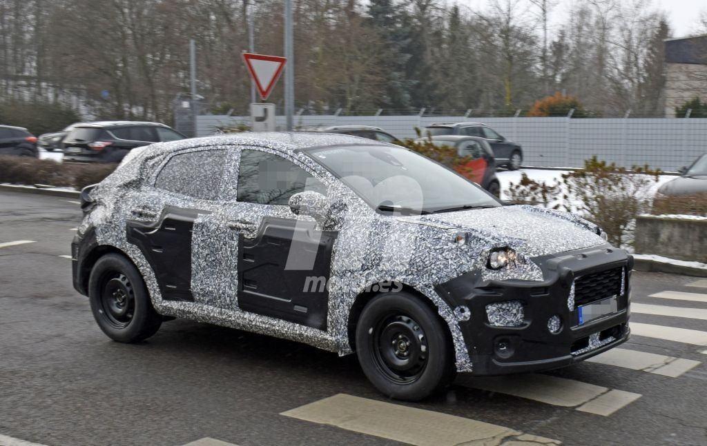 2020 Ford Puma 8