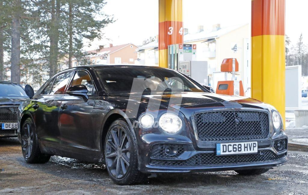 2018 Bentley Continental Flying Spur 83