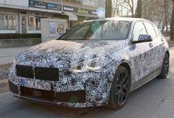 ¡Al descubierto el interior del nuevo BMW Serie 1 con todo lujo de detalles!