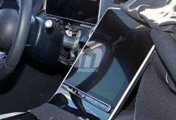 Así es la pantalla central del nuevo Mercedes Clase S, a lo Tesla Model S