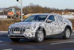 Avistado un prototipo más del nuevo e-tron Sportback, el segundo eléctrico de Audi
