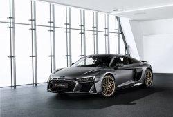 Audi R8 V10 Decennium, conmemorando una década del motor V10