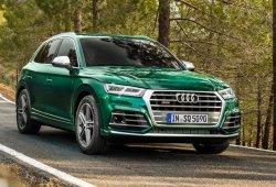 Audi SQ5 TDI, tecnología semihíbrida para el SUV diésel con 347 CV