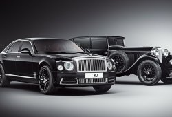Bentley Mulsanne W.O. Edition, una edición limitada firmada por Mulliner