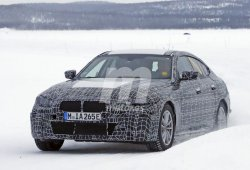 Las pruebas del futuro BMW i4 continúan en el norte de Europa