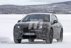 Los prototipos del modelo basado en el BMW iNext Concept comienzan las pruebas públicas