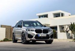 ¡Sorpresa! BMW desvela los nuevos BMW X3 M y X3 M Competition