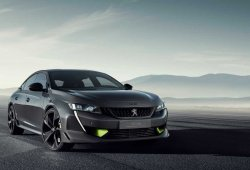 Peugeot desvela el Concept 508 Peugeot Sport Engineered