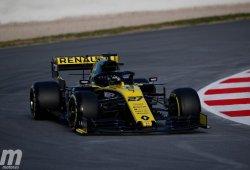 [Vídeo] Hülkenberg deja a Renault en lo más alto, Norris rueda más que nunca