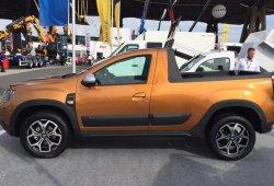 El Dacia Duster Pick-up llegará al gran público este mismo año