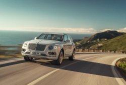El Bentley Bentayga Hybrid se pondrá a la venta en otoño de 2019