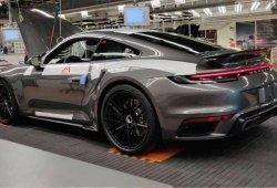 ¡Nueva filtración de Porsche! Esta vez, la nueva generación 992 del 911 Turbo