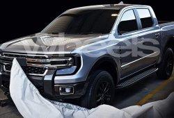 ¿Filtrado el nuevo Ford Ranger 2021?