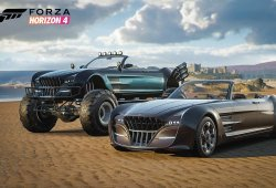 Forza Horizon 4 suma a su garaje los coches de Final Fantasy XV