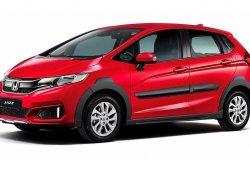 Honda Jazz Crosstar, el utilitario japonés hará frente al Ford Fiesta Active