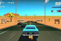 El modo Playground también llega a la versión de Horizon Chase Turbo para PS4