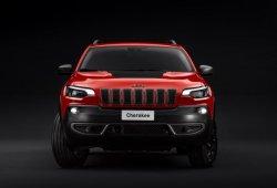El nuevo Jeep Cherokee Trailhawk, novedad de la marca americana en el Salón de Ginebra 2019