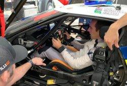 Keating Motorsports prueba el Ford GT por primera vez