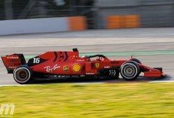 [Vídeo] Leclerc confirma el dominio de Ferrari en la segunda jornada de test