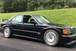 El clásico perfecto: Mercedes-AMG C63 con la carrocería del 190E 2.5 16v EVO II