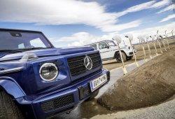 El nuevo Mercedes Clase G tendrá un centro de pruebas todoterreno propio