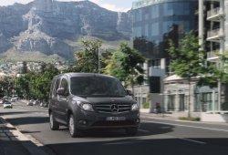 El Mercedes Citan Tourer Red Design, más deportivo y más eficiente con un nuevo motor diésel