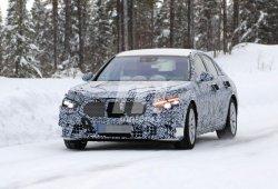 Nuevas fotos espía muestran el nuevo concepto interior del Mercedes Clase S 2020