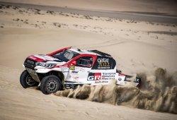 Nasser Al-Attiyah conquista el Qatar Rally por sexta vez