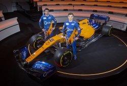 McLaren presenta el MCL34 en Woking