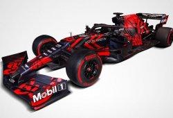 El primer Red Bull-Honda ya es una realidad