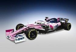 Racing Point se presenta oficialmente en Toronto