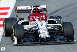 """Räikkönen, encantado con su nuevo Alfa Romeo: """"Es un gran paso adelante"""""""